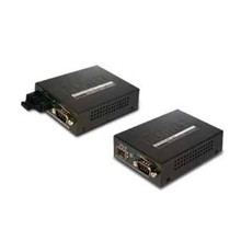 PL-ICS-105A RS-232/422/485 over Fast Ethernet Media Converter (SFP) – Vary on module