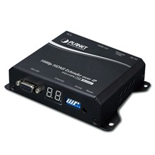 PL-IHD-210PR High Definition HDMI IP Sinyal Uzatma Cihazı, Alıcı Ünite, PoE<br>