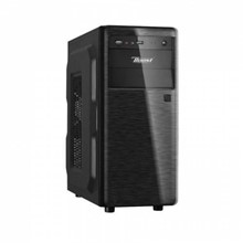 Power Boost Vk-317 300W Usb 3.0  Atx Kasa Shiny Piano Siyah