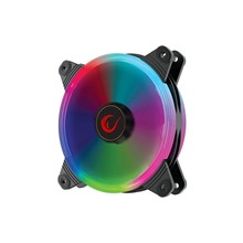 Powerboost 12Cm Rainbow Fixed Led Fan
