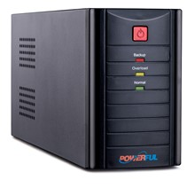 Powerful PL-600 650va L.İnteractive  (1x7Ah akülü) - PL-600