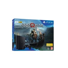 ps4 1 TB + GOW