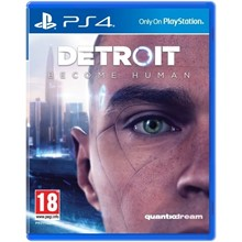 Ps4 Detroit Become Human/EAS