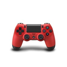 PS4 Dualshock Cont Magma Red v2/EUR