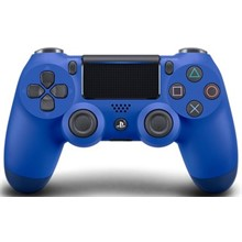 PS4 Dualshock Cont Wave Blue V2