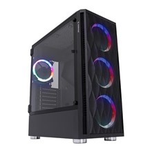 Rampage X-Horse Tempered Glass 80 Plus Bronz 650W