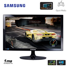 "Samsung 24"" LS24D332HSXUF 1ms Hdmi Gaming Monitör"