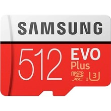 Samsung 512Gb Msd Evo Plus Mb-Mc512Ga/Eu