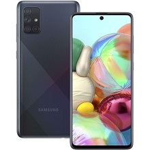 Samsung A71 8/128Gb Prism Crush Black