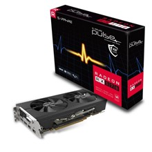 Sapphire Rx 570 4G DDR5 Pulse Oc 11266-67-20G