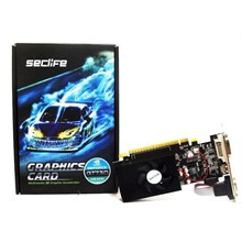 Seclife Gt730 4Gb 128Bit Ddr3 16X Dvı Hdmı Vga Lp Single Fan