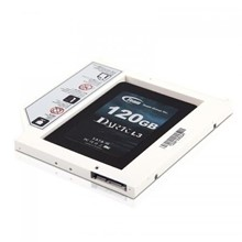 "SilverStone TS08 Notebook Ultra Slim 2.5"" SATA HDD ve SSD Disk Kutusu"