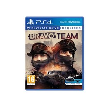 Sony Bravo Team PS VR Oyun