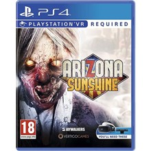 Sony Ps4 Vr Arizona Sunshine Oyun
