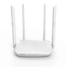 Tenda F9 4 Port Wifi-N 600Mbps Router 4 Anten