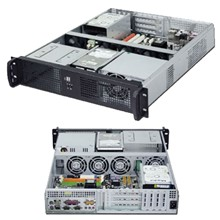 Tgc-24550 2U, Compact Server 2U Rackmount Kasa (Power Yok)