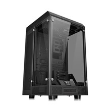 Thermaltake The Tower 900 E-Atx Full Tower Super Gaming Computer Case, Black