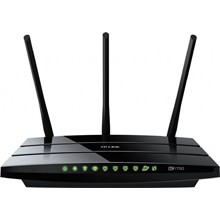 Tp-link  Archer C7, AC1750 (1300Mbps 5GHz + 450Mbps 2.4GHz), 4 Port, Dual Band Wireless Gigabit Router