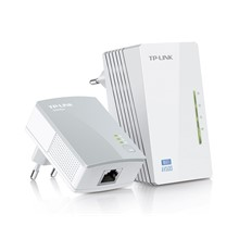 Tp-Link TL-WPA4220KIT 300Mbps Powerline Extender