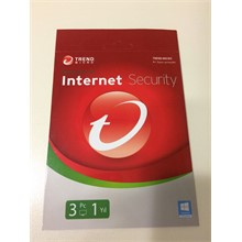 TREND MICRO İNTERNET SECURİTY 3 KULL 1 YIL