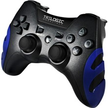 Trilogic GW404 Mavi Legend PC/PS3 Wireless Gamepad