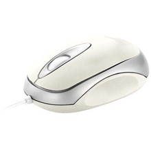 Trust Centa Optical Usb Mini Mouse - White