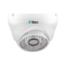 Ttec IDM501-HDIS 1 MP 3.6MM Sony Analog 30 IR Led Analog Plastik Kasa Dome Kamera