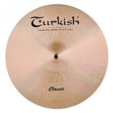 Turkish Cymbals Classic Crash Thin C-Ct16