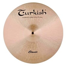 Turkish Cymbals Classic Crash Thin C-Ct18