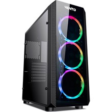 Vento Vg04F Gaming Midi Tower (500W 80+)