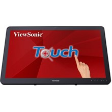 "ViewSonic TD2430 24"" 25ms Full HD Dokunmatik Monitör"