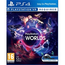 VR Worlds (PS4) VR/EXP