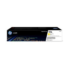W2072A - Hp W2072A Yellow Toner Kartuş (117A)