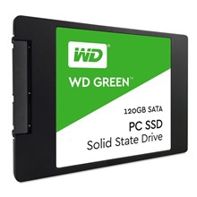 Wd 120Gb Green Series 3D-Nand Ssd Disk Wds120G2G0A 2.5, 545Mb/S, Sata3, 7Mm
