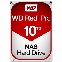 "Wd Red Pro Wd101Kfbx 3.5"" 10Tb Nas 7.2K Rpm Sata 6 Gb/S 256Mb Dahili Sabit Disk"