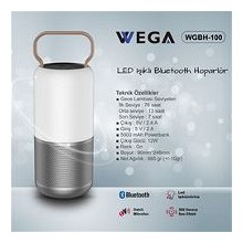 Wega Wireless Speaker Bottle Design - Wgbh-100