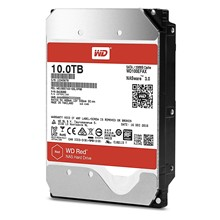 Western Digital Red NAS 10TB WD100EFAX Sabit Disk
