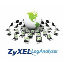 ZYXEL LOGANALYZER 100 USER 1 YIL